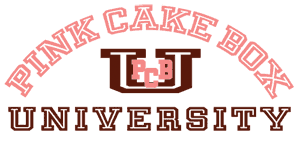 Pink Cake Box University