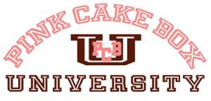 Pink Cake Box University
