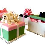 Gift Box Cake 101
