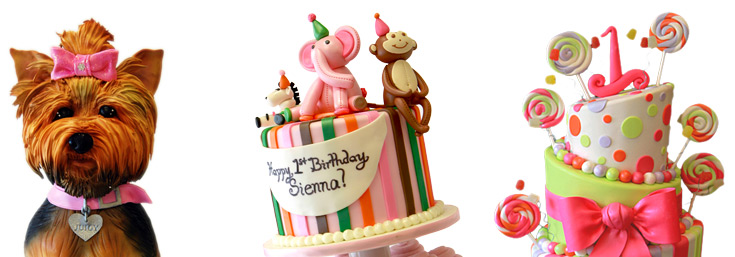 Cupcake, Cake & Cookie Classes