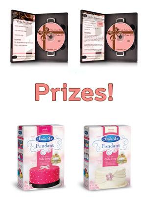 Contest DVD Prizes