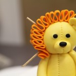 How to Make Lion Cake Topper