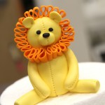 How to create a Lion Cake Topper