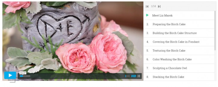 Cakemade Video Player