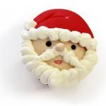 Final Santa Cupcake