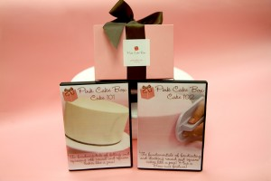 Cake Decorating DVDs