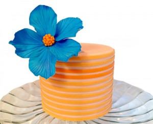 Clean and Simple Cake Design
