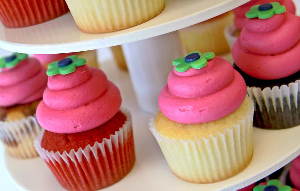 how to create a cupcake recipe