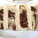 Marble Cake Recipe from Pink cake Box