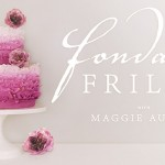 Fondant Ruffle and Ombre Cake Class