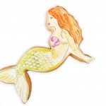 How to Mermaid Cookie Tutorial