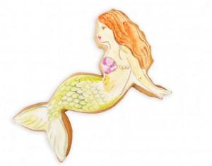 How to Mermaid Cookie Tutorial
