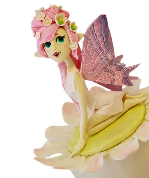 Figure sculpting fairy