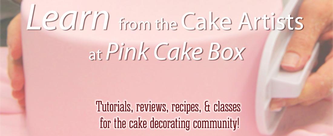 Cake Decorating Company Reviews : Cake decorating tutorials, classes, review & more - Pink ...