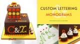 Review Custom Lettering Monograms Nicholas Lodge