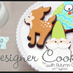 Designer Cookies with Autumn Carpenter