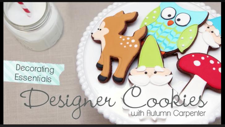 Designer Cookies with Autumn Carpenter