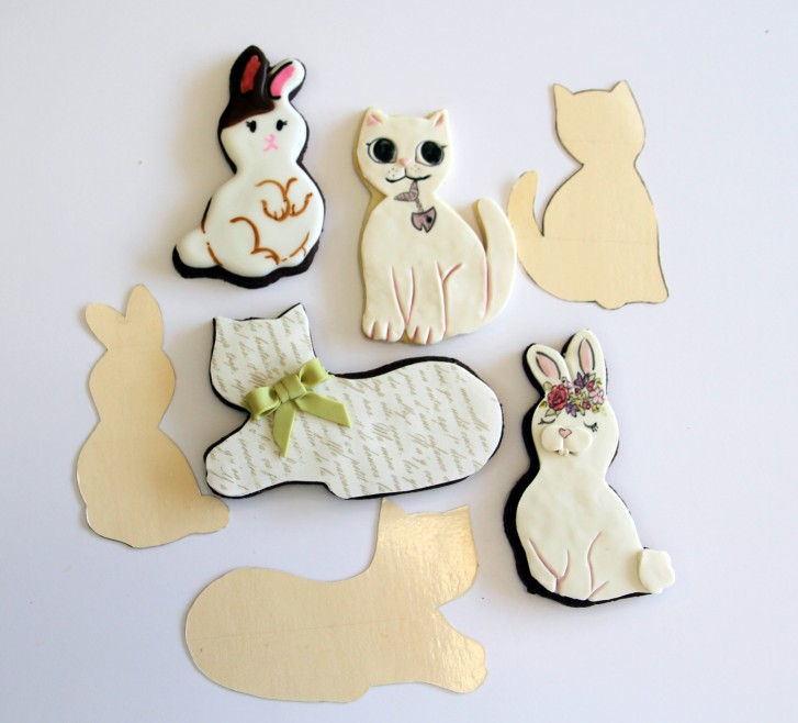 Designer cookies plus templates