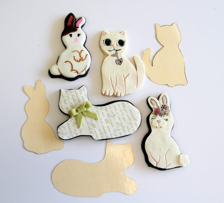Designer cookies plus templates