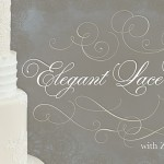 Elegant Lace Cakes Tutorial