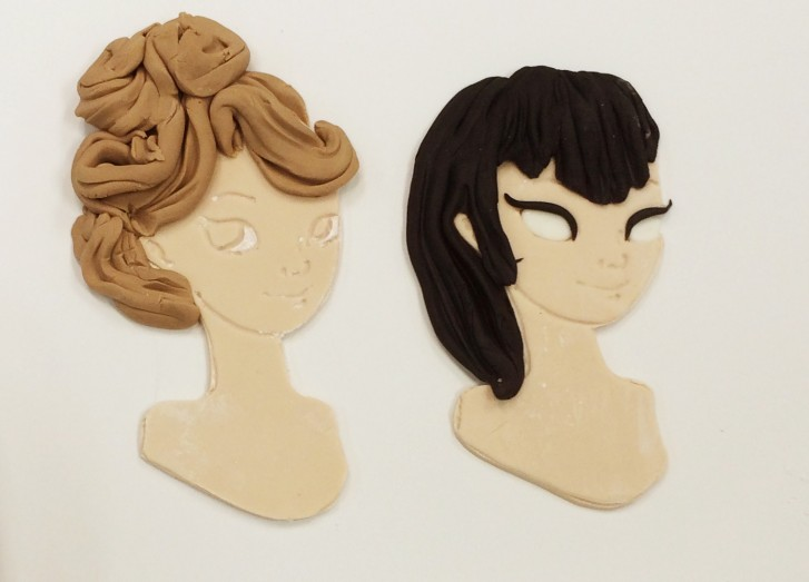 Princess Final Hairstyles