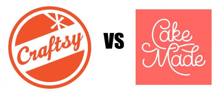 Craftsy vs Cakemade Comparison