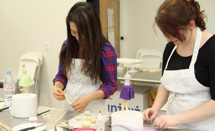 In-person Cake Decorating Classes
